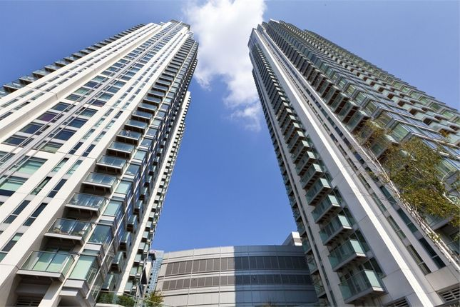 Thumbnail Flat to rent in East Tower, Pan Peninsula, London