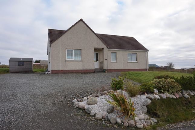 Thumbnail Detached house for sale in Benside, Stornoway, Isle Of Lewis