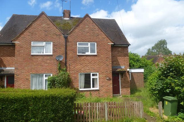 Thumbnail Property to rent in Cobbett Close, Winchester
