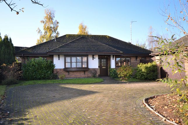 Thumbnail Detached bungalow for sale in Cassandra Close, Gibbet Hill, Coventry