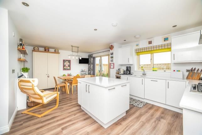 Thumbnail Detached house for sale in Montagu Avenue, Warkworth, Morpeth Northumberland, Northumberland