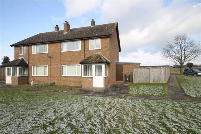 Thumbnail Semi-detached house to rent in Claybury Crescent, Ensdon, Montford Bridge
