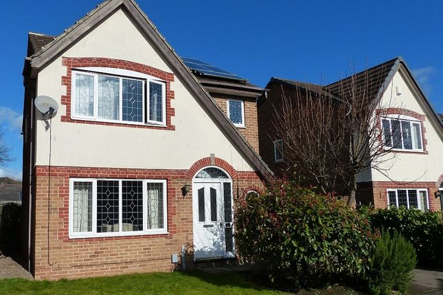 Thumbnail Detached house for sale in Fieldhead Way, Heckmondwike, West Yorkshire.