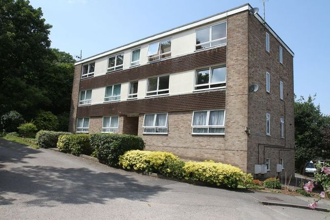 Thumbnail Flat to rent in Old Park Road, Clevedon