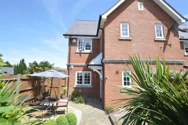 3 bed terraced house for sale in The Village Square, Coulsdon
