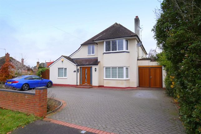 Thumbnail Detached house for sale in Saintbury Close, Stratford-Upon-Avon