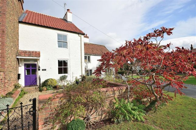 Thumbnail Terraced house for sale in Coldstream Cottage, Front Street, Aldborough
