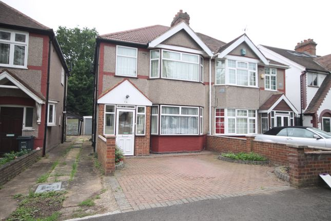 Thumbnail Semi-detached house to rent in Worton Way, Isleworth