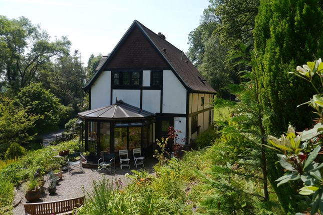 Thumbnail Cottage for sale in Umberleigh
