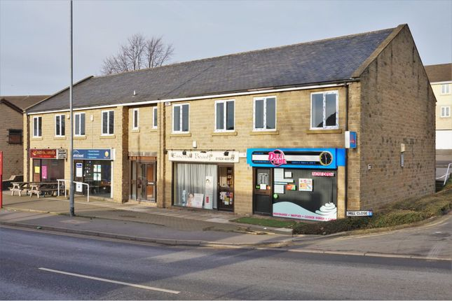 Front View of High Street, Heckmondwike WF16
