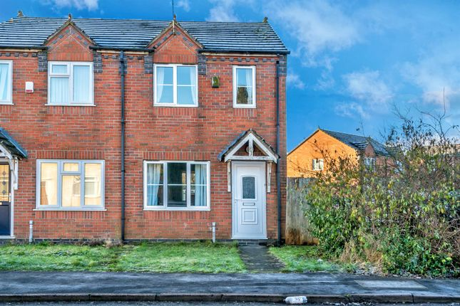 2 bed semi-detached house for sale in Belt Road, Hednesford, Cannock