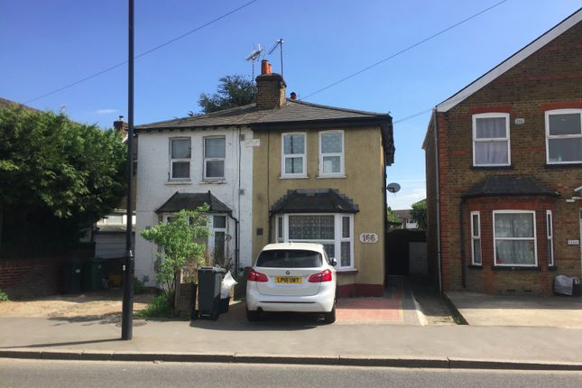 Thumbnail Semi-detached house for sale in Hatton Road, Bedfont/Feltham