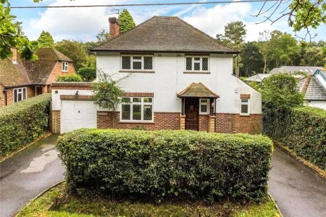 Thumbnail Detached house for sale in Stonehill Road, Ottershaw, Surrey