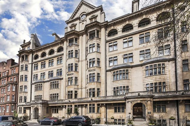 Thumbnail Flat for sale in Marylebone Road, London