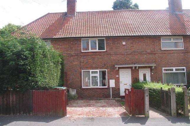 Thumbnail Terraced house to rent in Austrey Avenue, Lenton Abbey