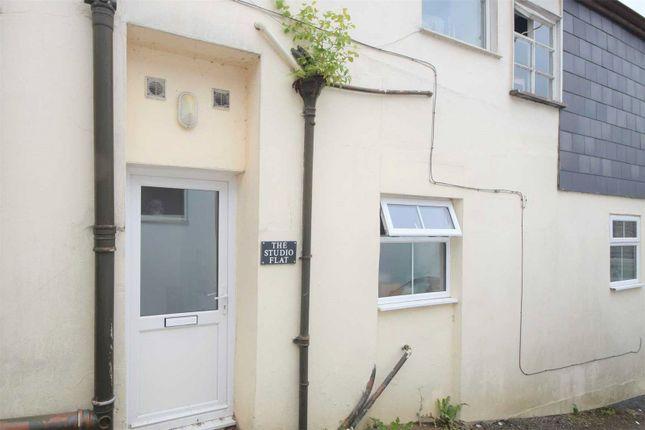 Thumbnail Flat to rent in The Studio Flat, 16 St. Peter Street, Tiverton, Tiverton