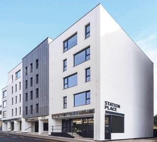 Commercial property for sale in Station Place, 114-122 Kings Road, Brentwood, Essex