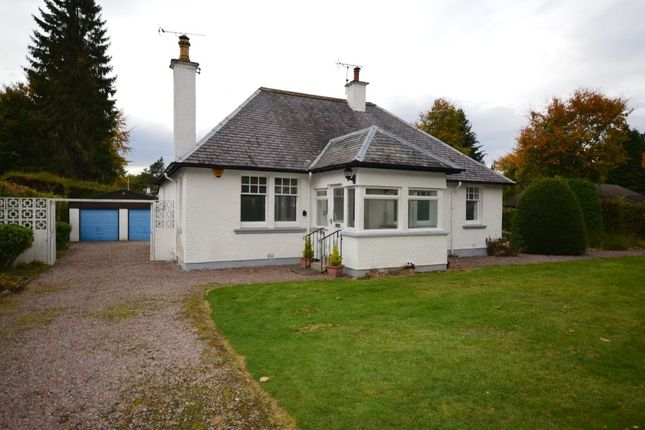 Thumbnail Detached house to rent in Drummond Crescent, Inverness