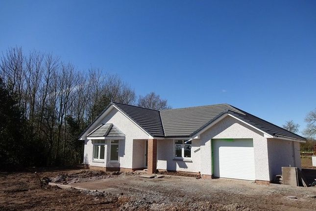 Thumbnail Bungalow for sale in Plot 4 Rosedale Gardens, Greenlea, Dumfries, Dumfries And Galloway.