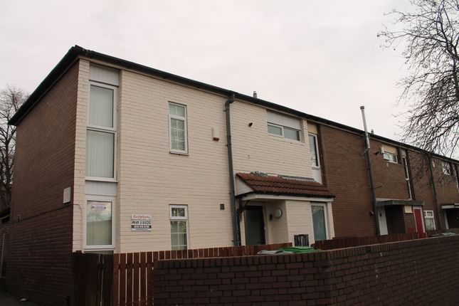 Thumbnail Semi-detached house to rent in Willoughby Street, Lenton, Nottingham