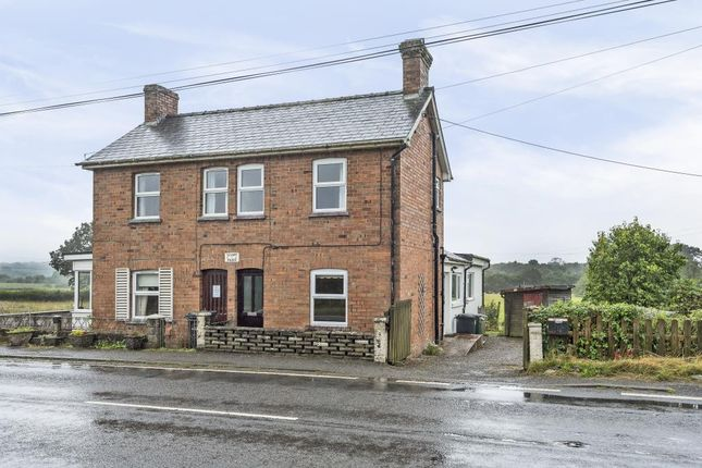 Thumbnail Semi-detached house to rent in Gwystre, Llandrindod Wells