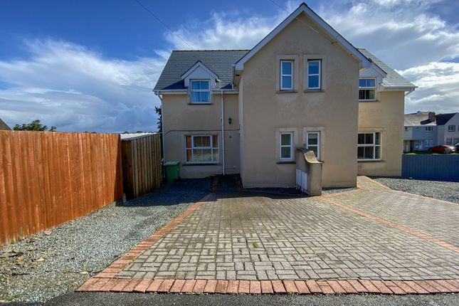 4 bed semi-detached house for sale in Romilly Crescent, Hakin, Milford Haven SA73
