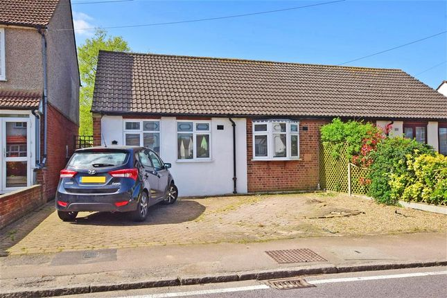 Thumbnail Semi-detached bungalow for sale in Lindsey Street, Epping, Essex