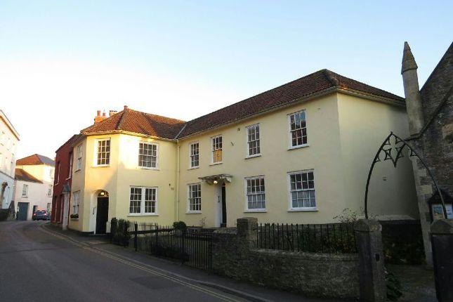Thumbnail Flat to rent in West Street, Axbridge