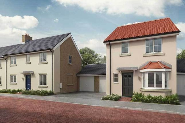 "Thumbnail Property for sale in ""The Elmswell"" at Wagtail Drive, Stowmarket"