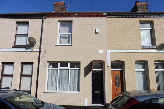 Thumbnail Terraced house for sale in Kipling Street, Bootle