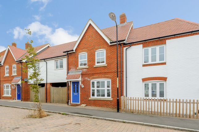 3 bed terraced house for sale in Violet Way, Bridgefield, Ashford