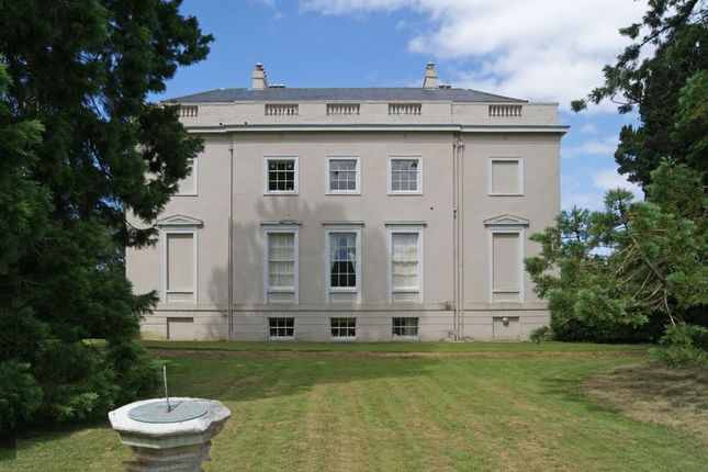 Thumbnail Flat for sale in Fantastic 2 Bed Country House Apartment, Kenn, Exeter
