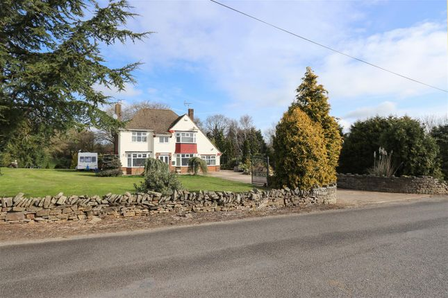3 bed detached house for sale in Alfreton House, Ashover Road, Woolley Moor, Derbyshire DE55
