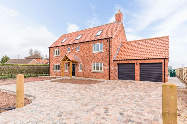Thumbnail Property for sale in 5 Thorpe Farm, Thorpe Street, Headon, Retford