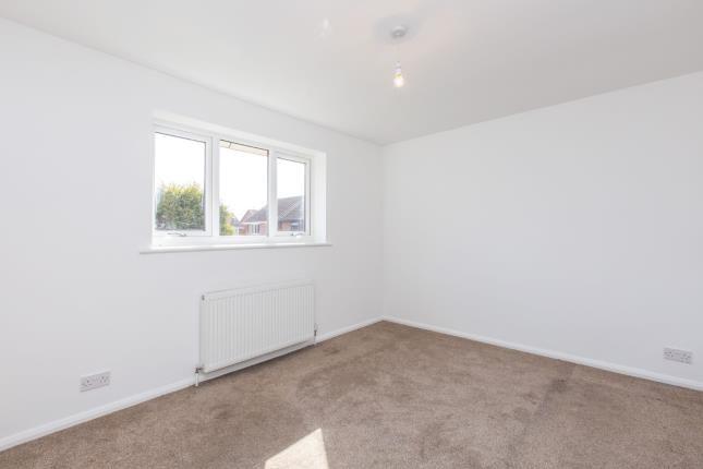Bedroom of Merlin Way, Crewe, Cheshire CW1