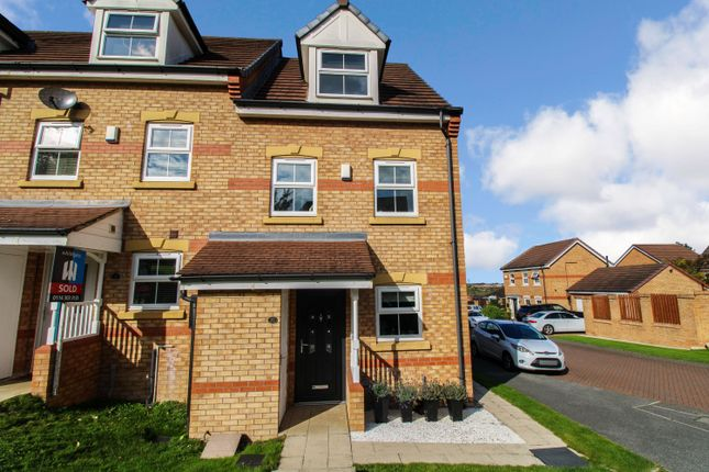 Thumbnail Terraced house for sale in Elmwood Way, Barnsley