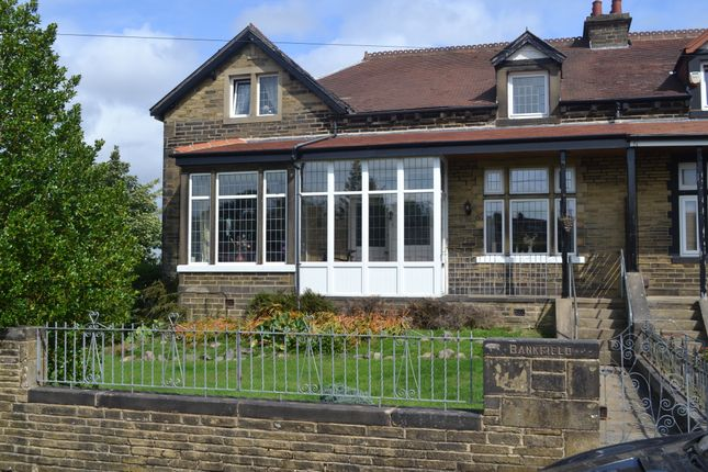 Thumbnail Semi-detached house for sale in Aberdeen Terrace, Clayton, Bradford
