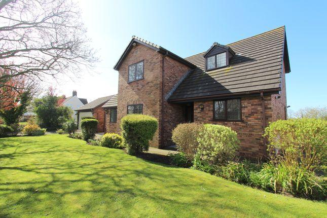 Thumbnail Detached house for sale in Little Tongues Lane, Preesall, Poulton-Le-Fylde