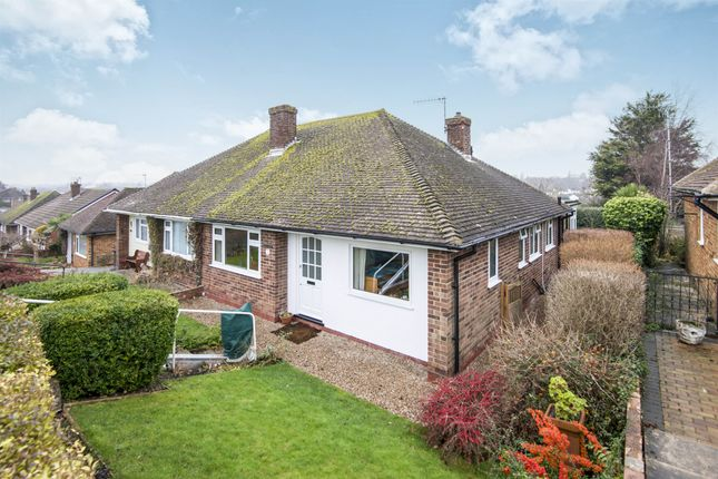 Thumbnail Semi-detached bungalow for sale in Park Avenue, Hastings