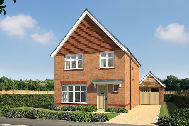 "Thumbnail Detached house for sale in ""Warwick Lifestyle"" at Boundary Drive, Amington, Tamworth"
