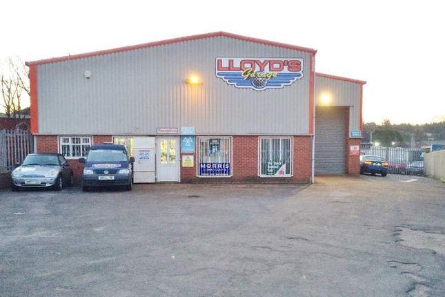 Thumbnail Parking/garage for sale in Unit 4 Sandy Lane Industrial Estate, Stourport-On-Severn