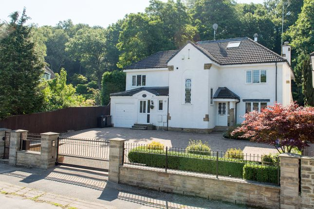 Thumbnail Detached house for sale in Oakdale, Harrogate, North Yorkshire