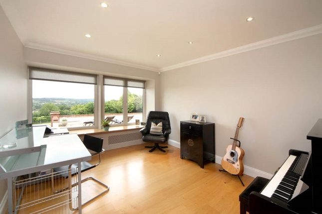 Music Room of Chapman Lane, Bourne End, Buckinghamshire SL8