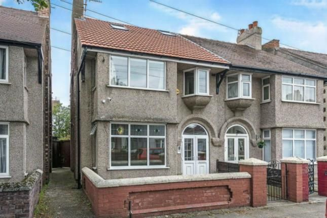Front of Devonshire Road, Brighton-Le-Sands, Liverpool, Merseyside L22