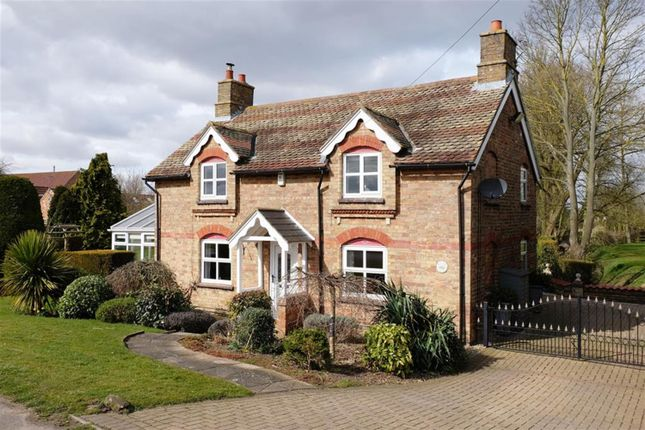 Thumbnail Detached house for sale in Timberland Fen, Lincoln, Lincs