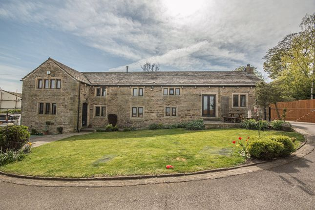 Thumbnail Barn conversion for sale in Howroyd Lane, Whitley, West Yorkshire