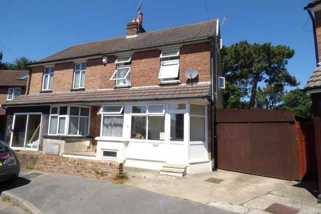 Thumbnail Flat to rent in Hermitage Road, Parkstone, Poole