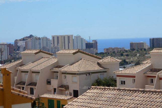 3 bed apartment for sale in Finestrat