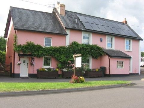 Thumbnail Detached house for sale in Shillingford, Tiverton