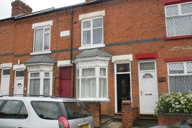 Thumbnail Terraced house to rent in Timber Street, Wigston